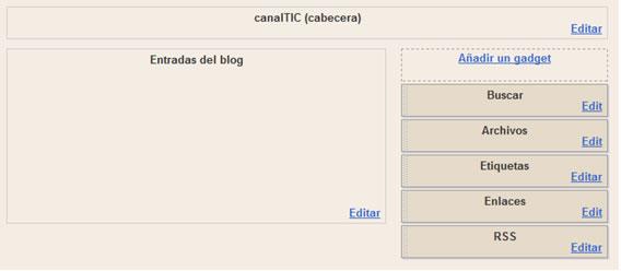 Anatomía de un blog   Multimedia y Web 2.0