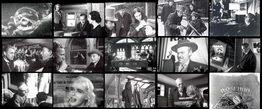 Análisis Cinematográfico: Ciudadano Kane   El cine como recurso ...