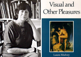 laura mulvey Video and slides for christina hendricks' lecture on laura mulvey's visual pleasure and narrative cinema, and jason lieblang's lecture on hitchcock's vertigo, february 2016.