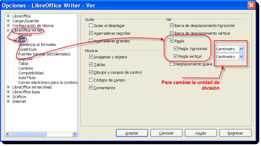 Las reglas gu a procesador de textos en la ense anza for En word cual es el interlineado