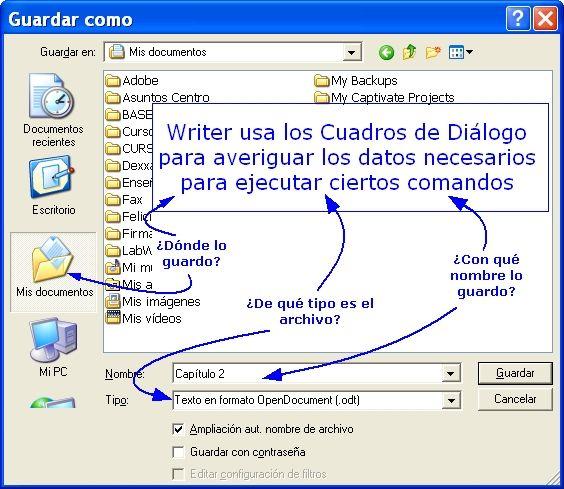 Los cuadros de di logo procesador de textos en la ense anza for En word cual es el interlineado