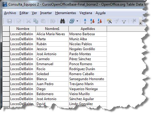 Ejemplo pr ctico for Cuales son los equipos de oficina